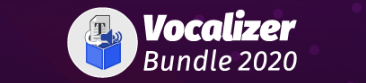 vocalizer bundle 2020 oto